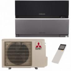 Комплект мульти-сплит системы Mitsubishi Electric MXZ-2D42 VA / MSZ-EF22 VE (B/W/S)-2шт
