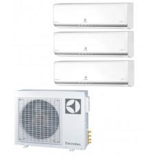 Комплект мульти-сплит системы ELECTROLUX EACO/I-24 FMI-3/N3_ERP /EACS/I-09HM FMI/N3_ERP - 3 шт.