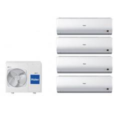 Комплект мульти-сплит системы Haier на 4 комнаты 4U26HS1ERA / AS07BS4HRA