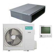 Канальный кондиционер Hisense AUD-36HX4SHH1 / AUW-36H6SA1