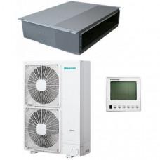 Инверторный канальный кондиционер Hisense AUD-48UX4SHH / AUW-48U6SP1